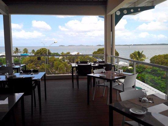 Le Mont-Dore, Νέα Καληδονία: La terrasse