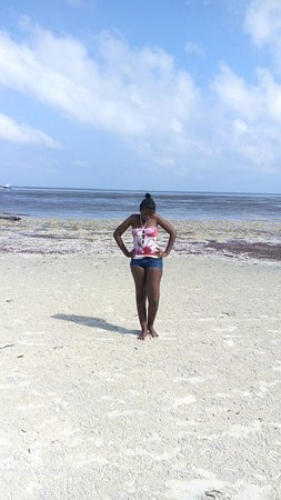 The Plaza Beach Hotel: beach