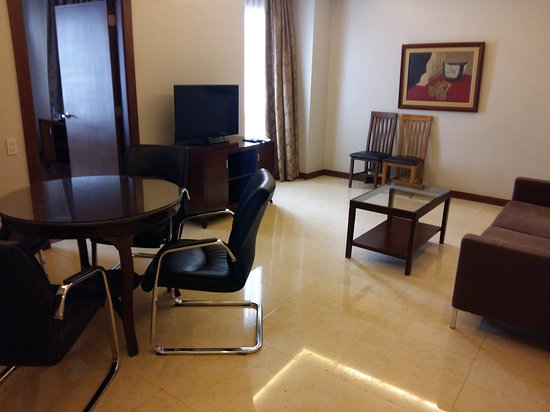 Armada Hotel Manila: 20170309_104110_large.jpg