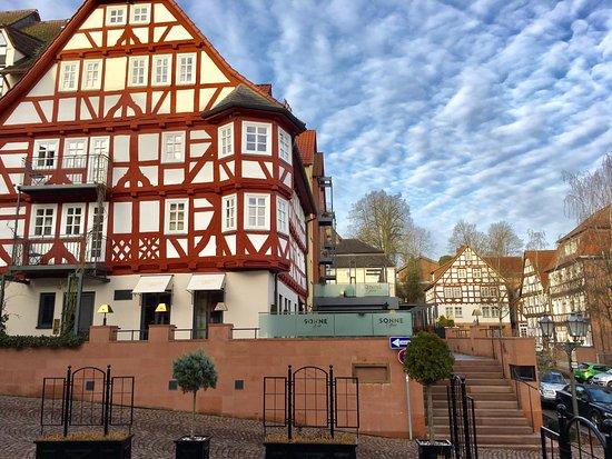 Hotel Die Sonne Frankenberg: Altstadt