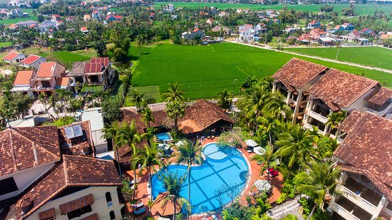 Hoi An Trails Resort (Hoi An, Vietnam) - foto's, reviews en prijsvergelijking - TripAdvisor