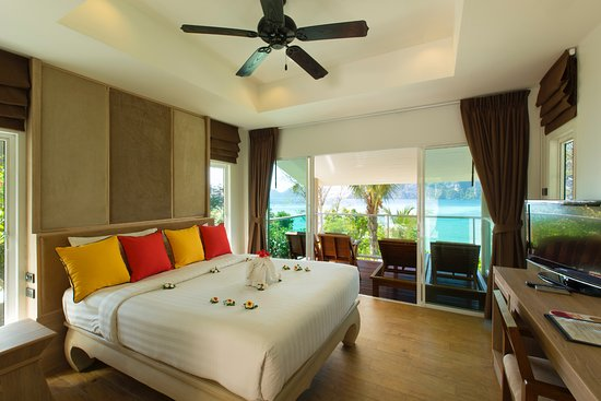 Bay View Resort: Deluxe Villa Sea View