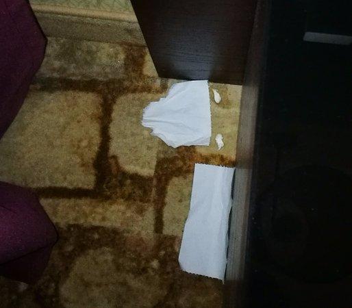 Nordic Hotel Forum: Siivouksen taso jäi vähän kysymysmerkiksi..sängyn vieressä lattialla edellisen asiakkaan korvatu