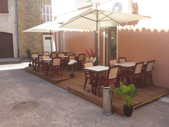 Beaurepaire, Francia: Crepapizza