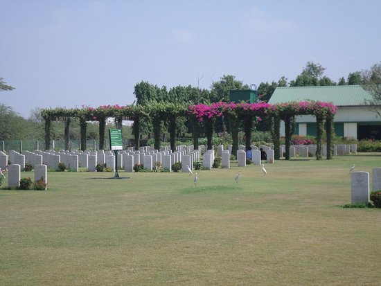 ‪Madras War Cemetery‬