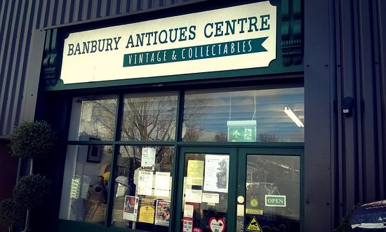 Банбери, UK: Banbury Antiques Centre
