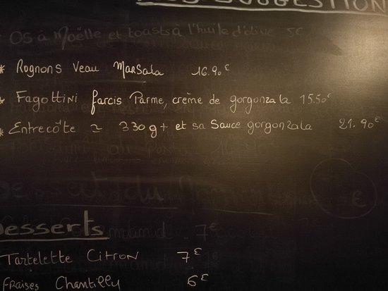 Don peppone domont restaurant avis num ro de t l phone for Hotel domont