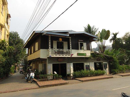 Big Tree Cafe: Restaurant pic