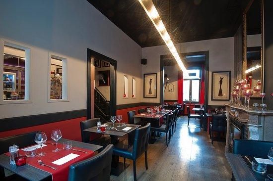 Oudenaarde, بلجيكا: Hier kan je romantisch tafelen