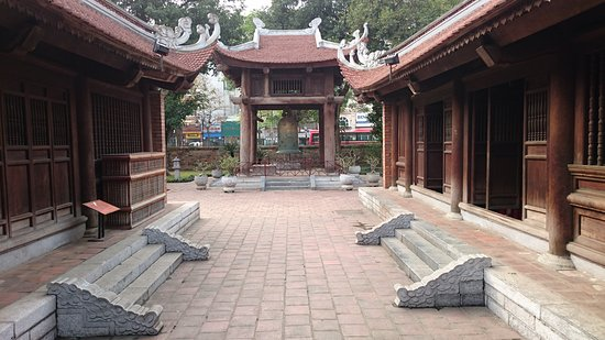 Temple of Literature & National University