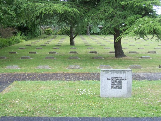 German War Cemetery Pornichet