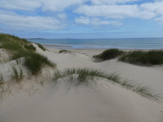 Bridport, Australia: beautiful sand dunes