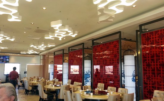 Rolling Meadows, Илинойс: one of the side dining areas in MingHin Cuisine