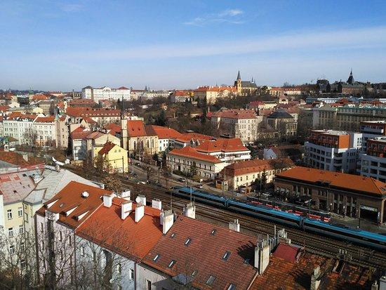 Národní Kulturní Památka Vyšehrad: Вид со смотровой площадки