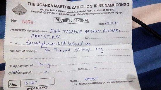 Uganda Martyrs Shrine: Martyrs' Minor Basilica