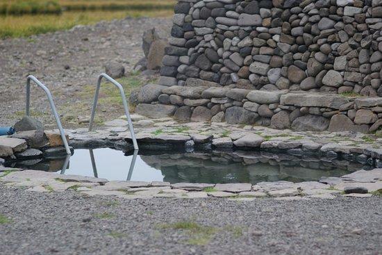 Saudarkrokur, Island: Греттислауг