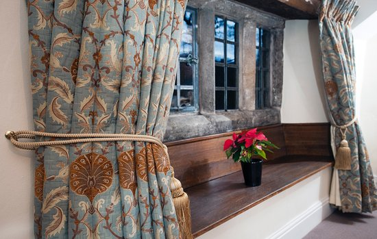 Peak District National Park, UK: Characterful rooms