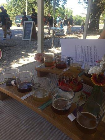 Greyton, Afrika Selatan: Sit on the veranda and watch life go by...
