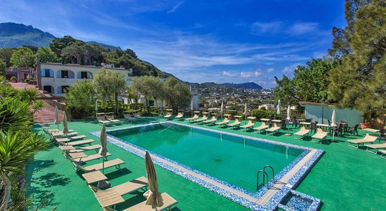 Ischia Hotels  Sterne