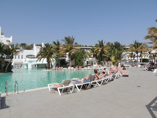 Club Jandia Princess Hotel: Am Haupt Pool