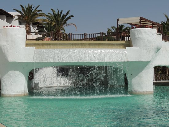 Club Jandia Princess: Wasserfall Am Haupt Pool