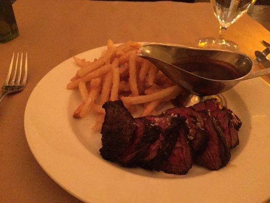 Old Greenwich, كونيكتيكت: Steak Frites