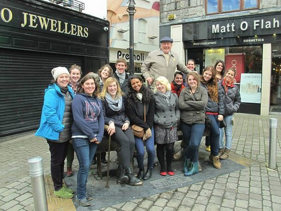 Liam Silke - Walking Tour Guide