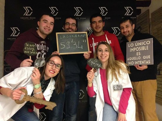 ‪Escape Room Valladolid‬