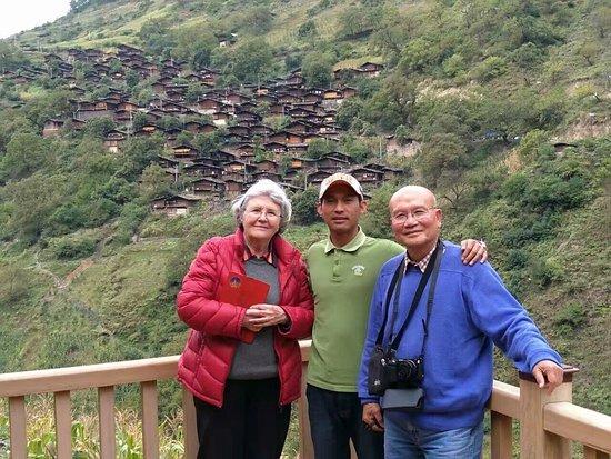 Lijiang, China: tashi dandunzhu