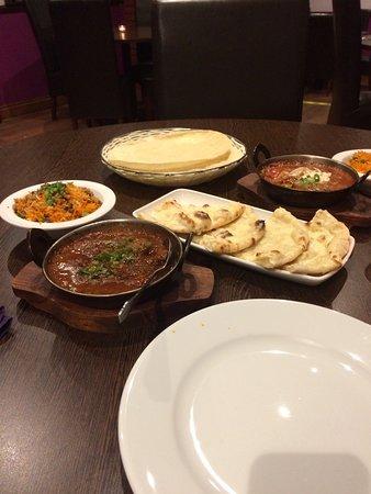 Penash Indian Restaurant Croxdale