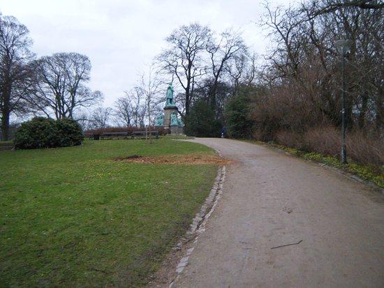 Photo of Park Oerstedsparken at Nørre Voldgade/nørre Farimagsgade, Copenhagen 1358/1364, Denmark