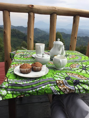 Nkuringo Bwindi Gorilla Lodge Image