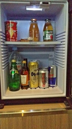 Hotel Novotel Taipei Taoyuan International Airport: mini-bar