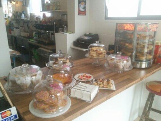 Cygnet, Australia: Lovett cafe