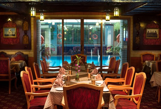 Swiss international palace hotel for Akbar cuisine of india coupon