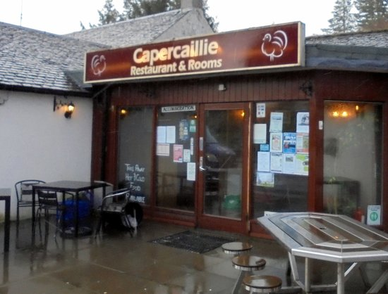 The Capercaillie: This is place not to visit
