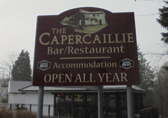 The Capercaillie: Coach parties not welcome
