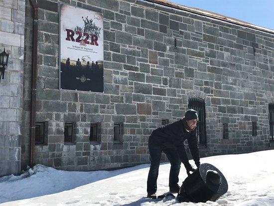 La Citadelle de Québec : photo1.jpg