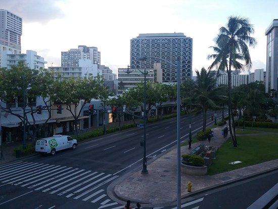 Bilde fra Polynesian Plaza