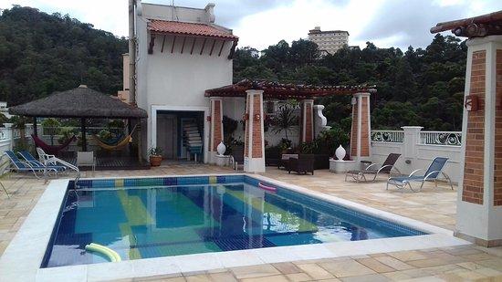 Piscina Picture Of Hotel Firenze Serra Negra Serra
