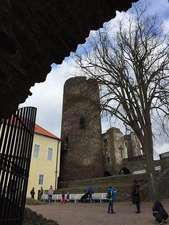 Svojanov, جمهورية التشيك: Byli jsme na okruhu A i na okruhu B. Oba dva okruhy byly velmi zajímavé. Pokud máte rádi pověsti