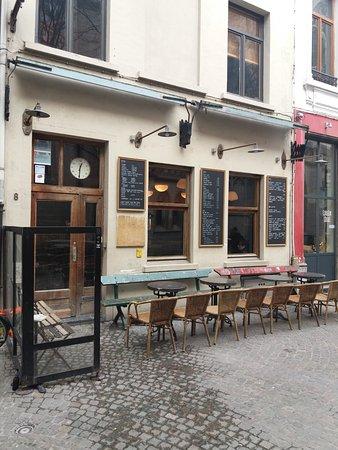Witzli poetzli anversa ristorante recensioni foto for Hotel ad anversa