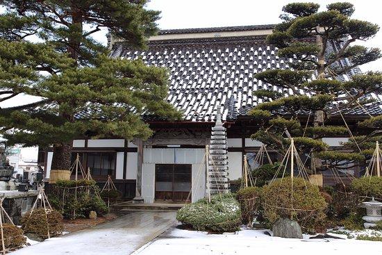 Hannyaji Temple