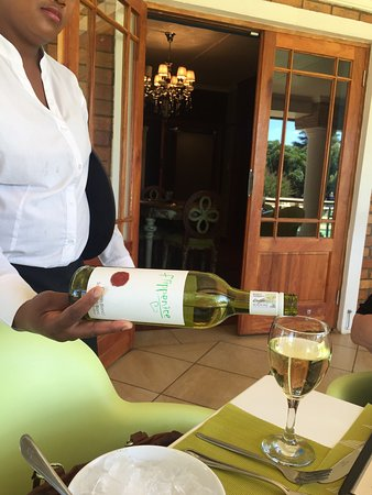 Eikenhof, South Africa: This is Flipinice wine