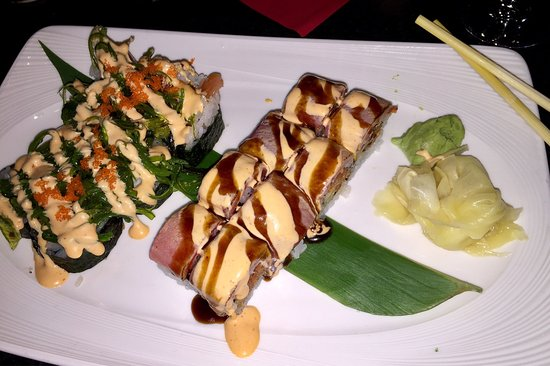 Some Of The Best Sushi I Have Ever Had Picture Of Basan Durham