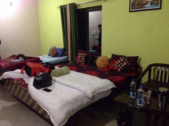 Hotel Bhagirathi, Restaurant & Banquet Hall