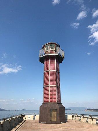 Takamatsuko Tamamo Breakwater Light: photo1.jpg