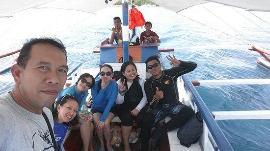 Давао, Филиппины: island hopping