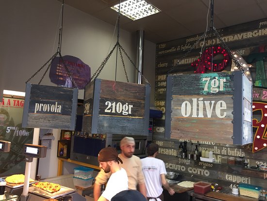 Thrilling food,worth visiting design