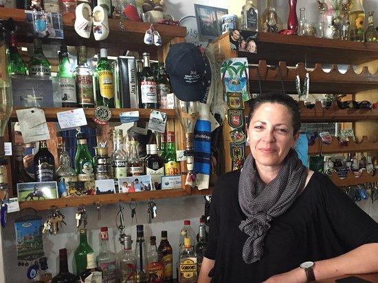 Plataria, Grecia: Das ist Olga